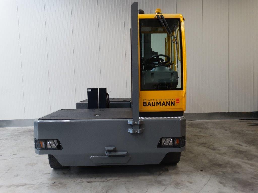 Baumann-EGX 70/16/40 - ELEKTRO-Elektro Seitenstapler-www.kloz-stapler.de