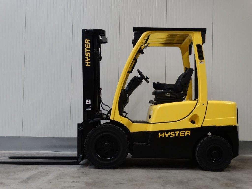 Hyster H3.0FT Dieselstapler www.burgstaller.cc