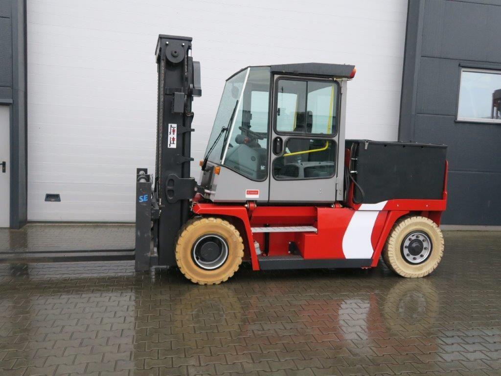 Kalmar-ECE 80-6 - ELEKTRO-Schwerlaststapler-http://www.sago-online.com