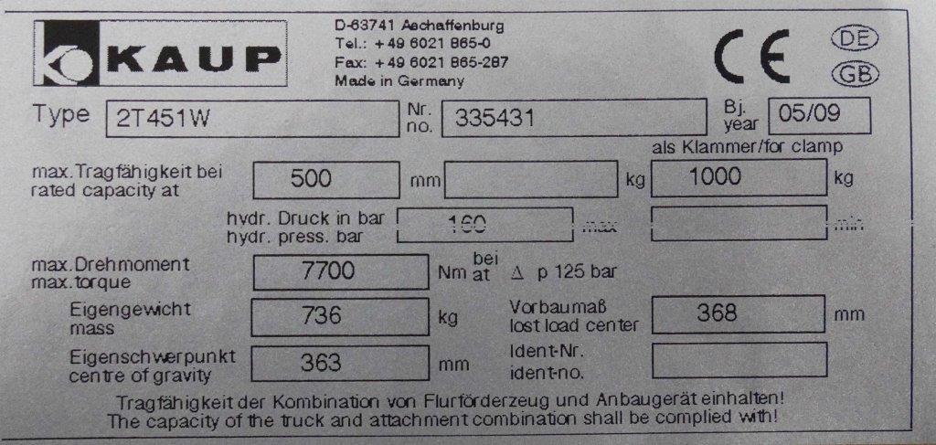Kaup-2T451W-Drehgabelklammer-www.sago-online.com