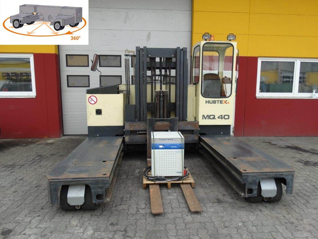 Hubtex-MQ40D - Vierwege - TRIPLEX-Vierwege Seitenstapler-http://www.sago-online.com