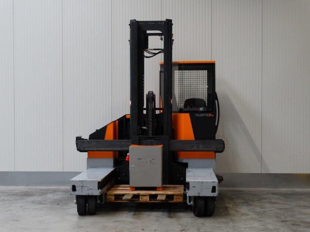 Hubtex-DQ30-E - DEMO - NEU Batterie-Vierwege Seitenstapler-http://www.sago-online.com