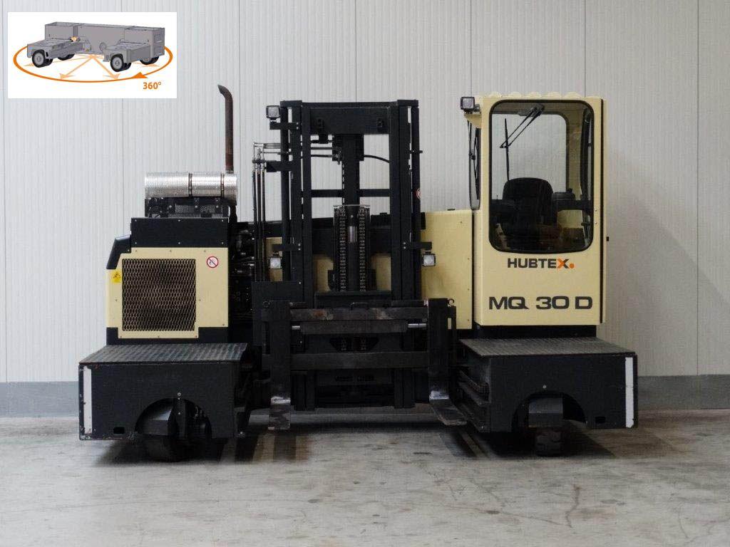 Hubtex-MQ30-D-Vierwege Seitenstapler-http://www.sago-online.com