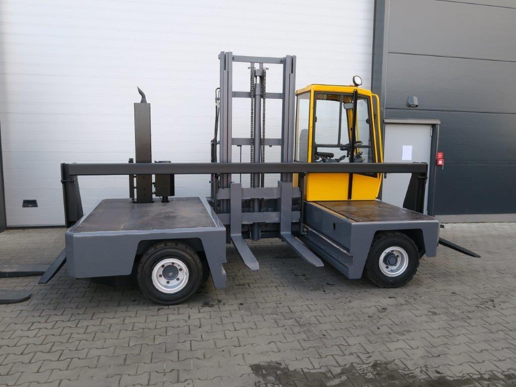 Baumann-HX30/14/40 - TRAVERSE-Seitenstapler-http://www.sago-online.com