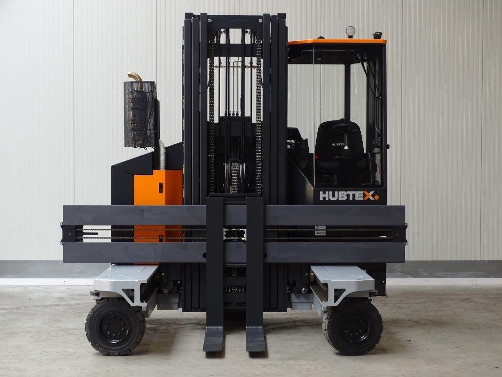 Hubtex-DQX45-D - TRIPLEX - Russfilter - NEU-Vierwege Seitenstapler-http://www.sago-online.com