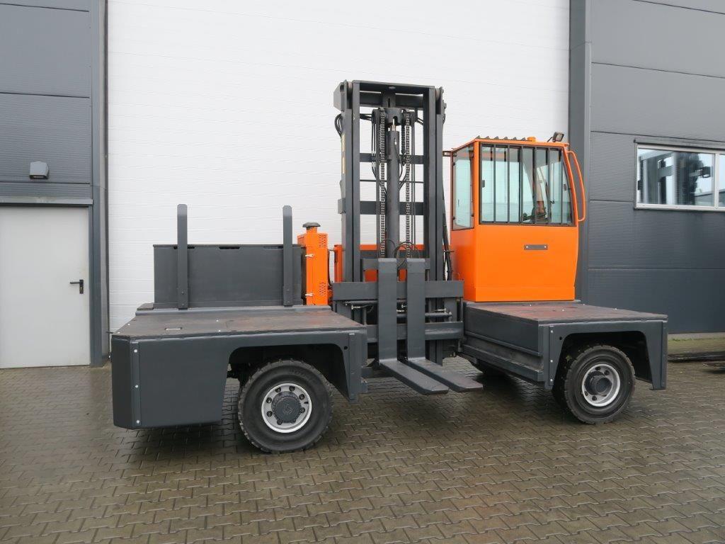 Hubtex-S60E-Elektro Seitenstapler-http://www.sago-online.com