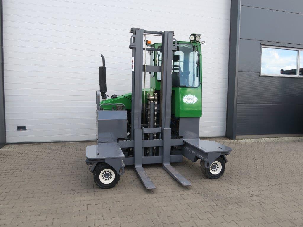 Combilift-C3500 - LPG - Freihub-Vierwege Seitenstapler-www.florian-oberpriller.de
