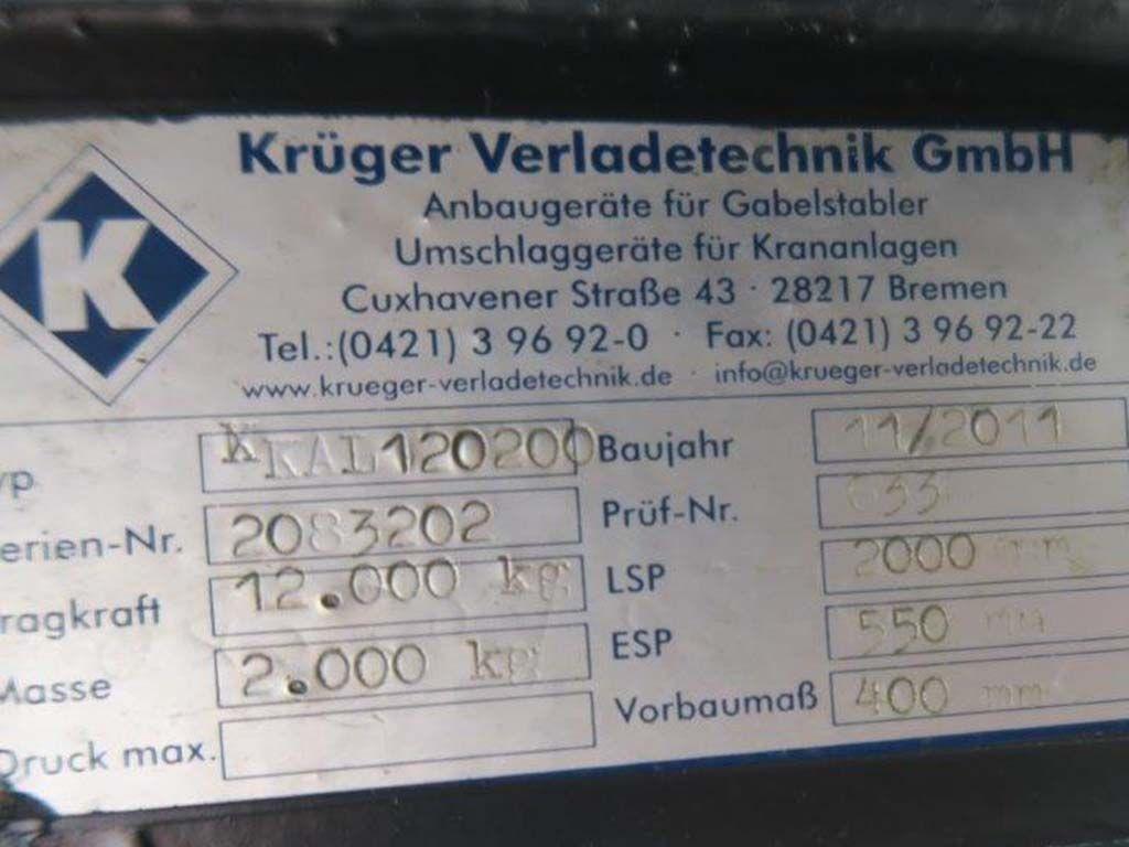 *Sonstige-Kruger KKAL120200-Kranarm-www.sago-online.com