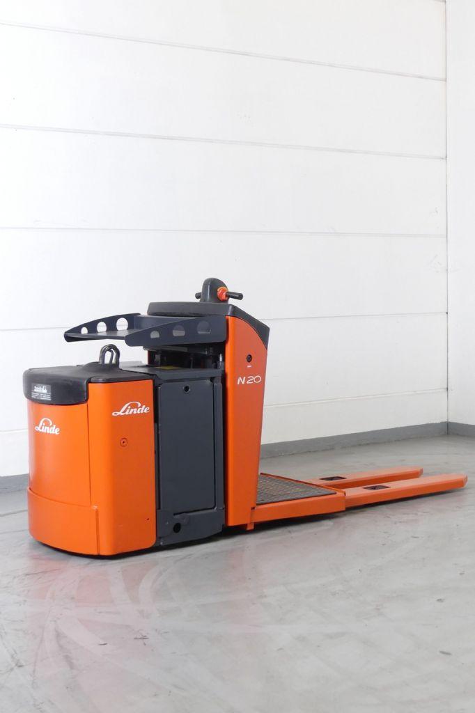 Linde-N 20 V 01-Niederhubkommissionierer www.gebraucht-stapler.de