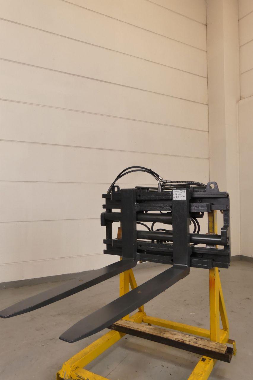 Kaup-2T411-Klammergabel gebraucht-stapler.de