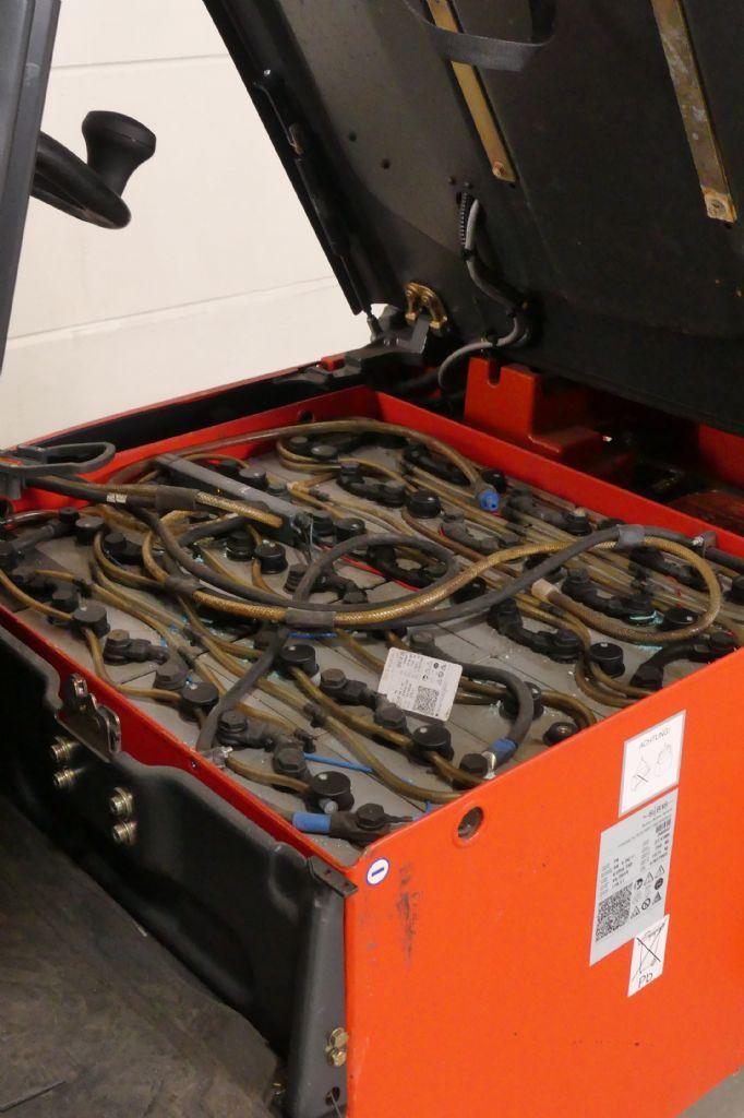 Linde-E 20 PL 386-Elektro 4 Rad-Stapler gebraucht-stapler.de
