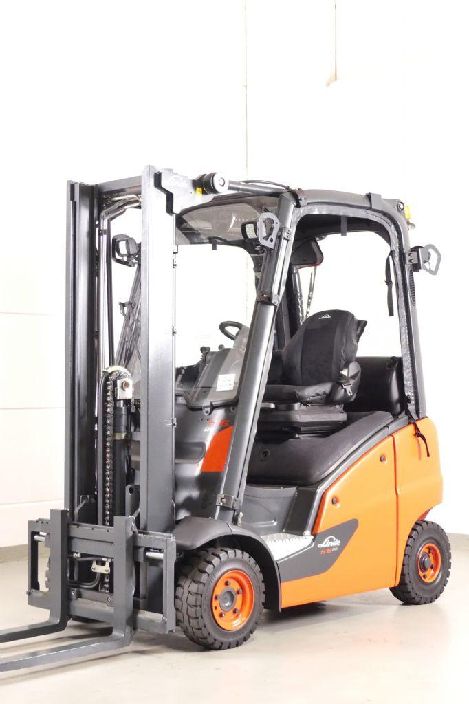 Linde-H 16 D EVO 391-00-Diesel Forklift www.gebraucht-stapler.de