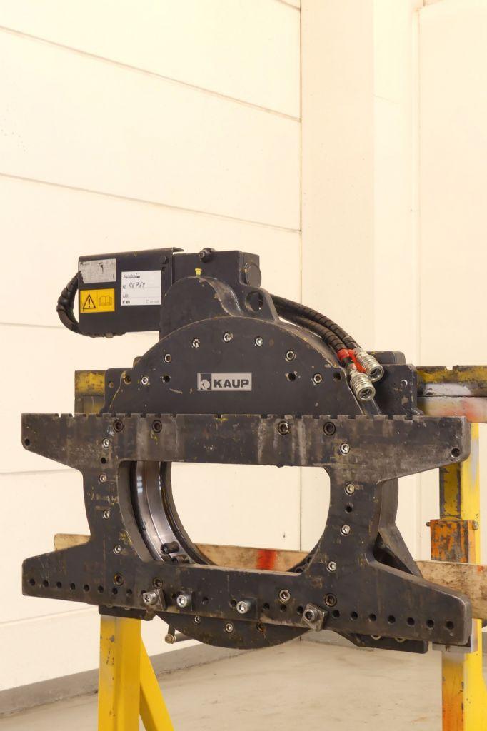 Kaup-2T 351E-Drehgerät www.gebraucht-stapler.de