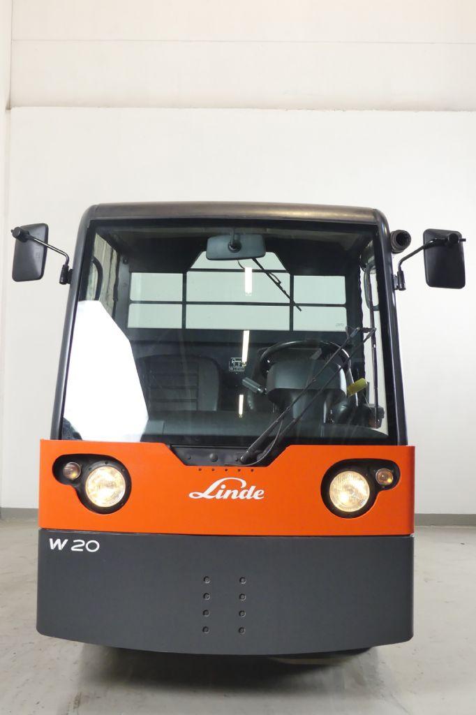 Linde-W 20-Schlepper gebraucht-stapler.de