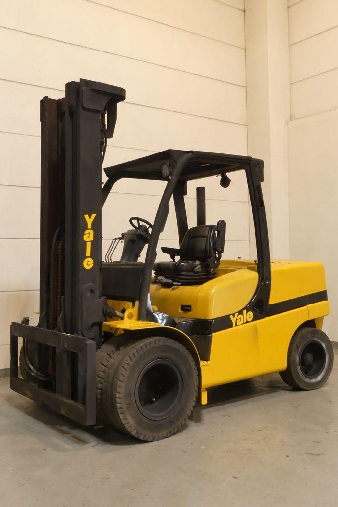 Yale-GDP 50 VX-Dieselstapler www.gebraucht-stapler.de