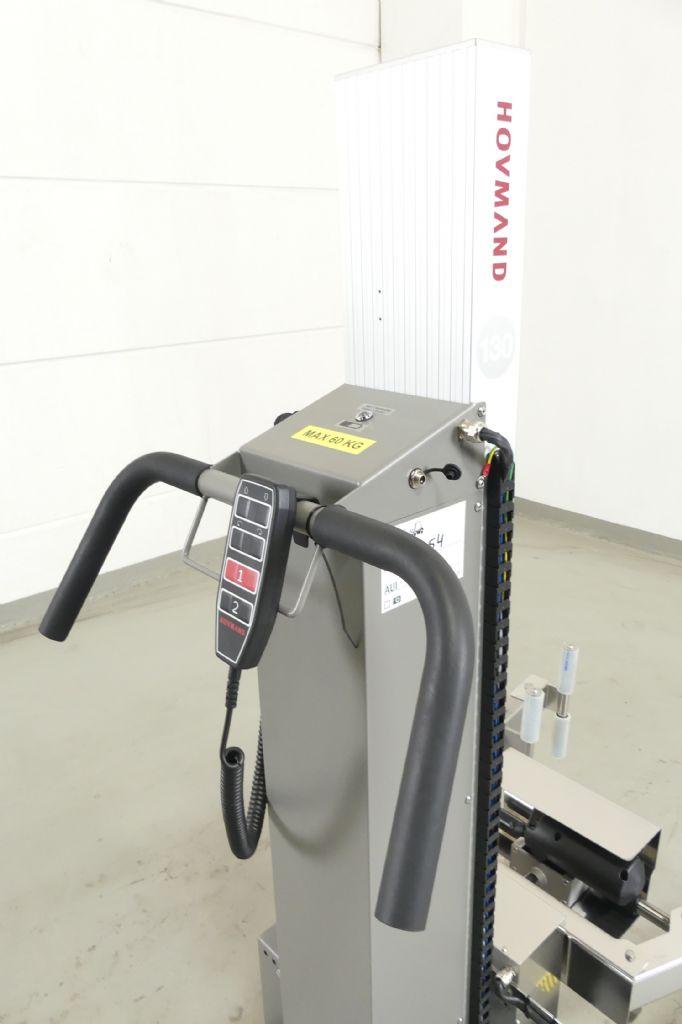 Hovmand-IMPACT 130 L-Hochhubwagen gebraucht-stapler.de