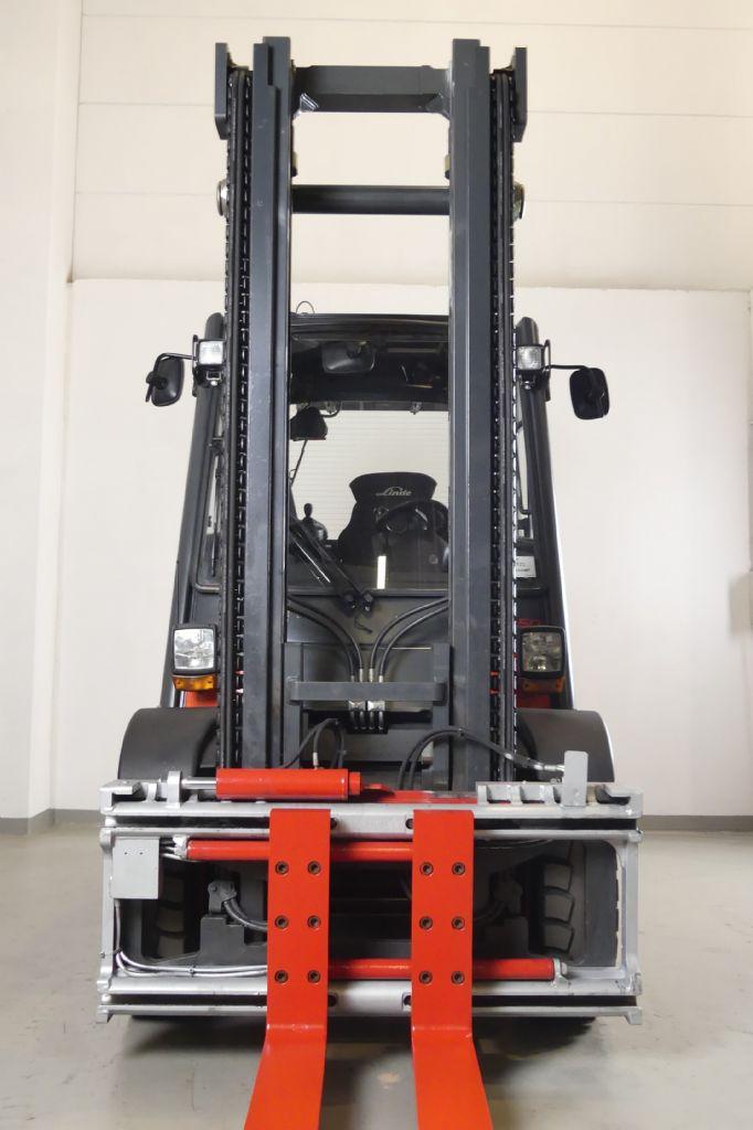 Linde-H 50/600 D 3B 394-02-Dieselstapler gebraucht-stapler.de