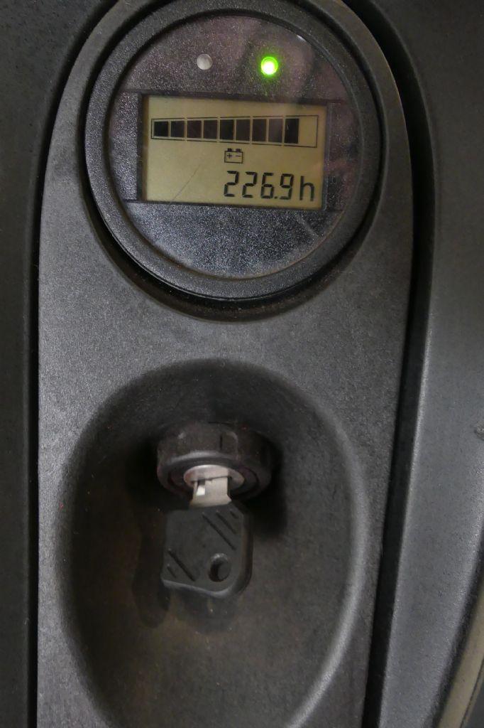 Linde-T 20 1152 ROTABATT-Niederhubwagen gebraucht-stapler.de