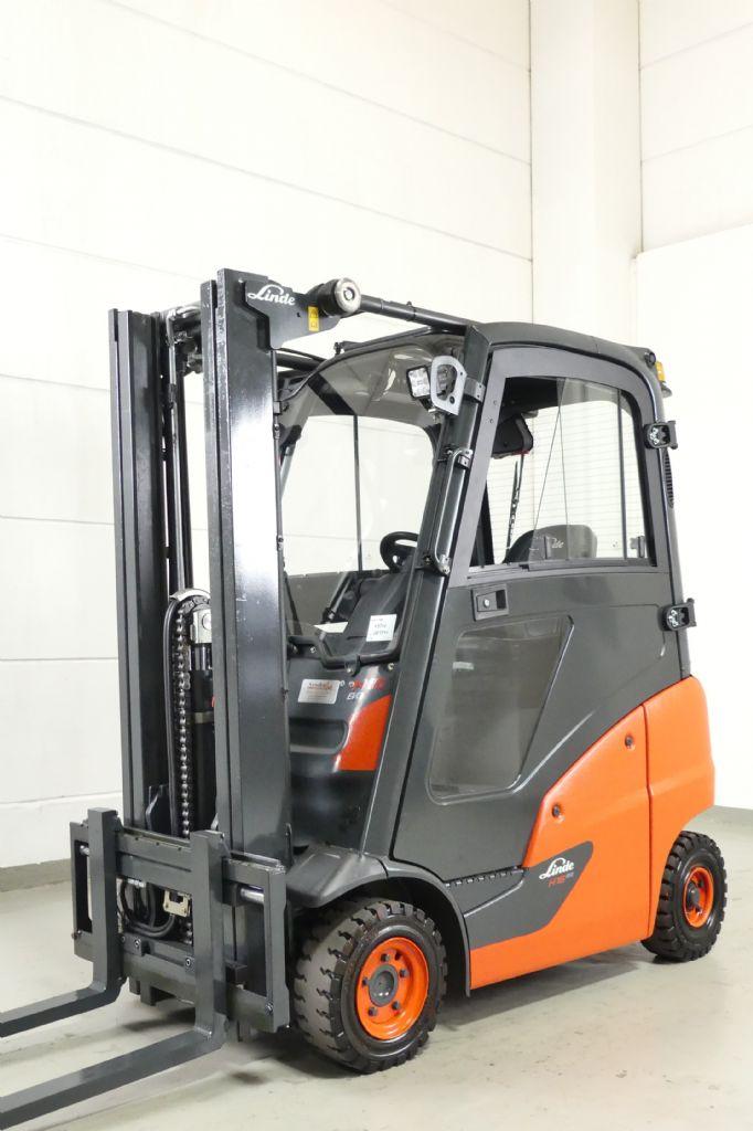 Linde-H 16 T EVO 391-00-LPG Forklifts www.gebraucht-stapler.de