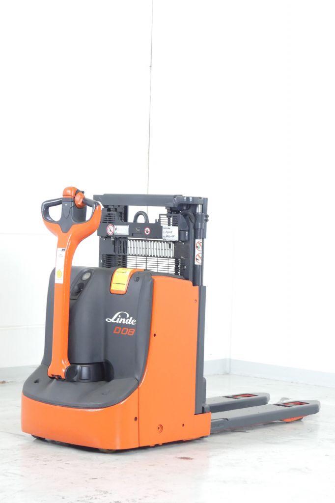 Linde-D 08 1160-Hochhubwagen www.gebraucht-stapler.de