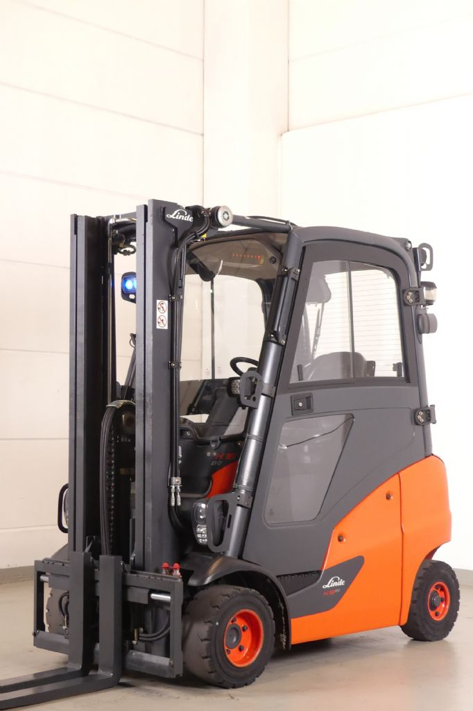 Linde-H 18 D EVO 391-00-Diesel Forklift www.gebraucht-stapler.de