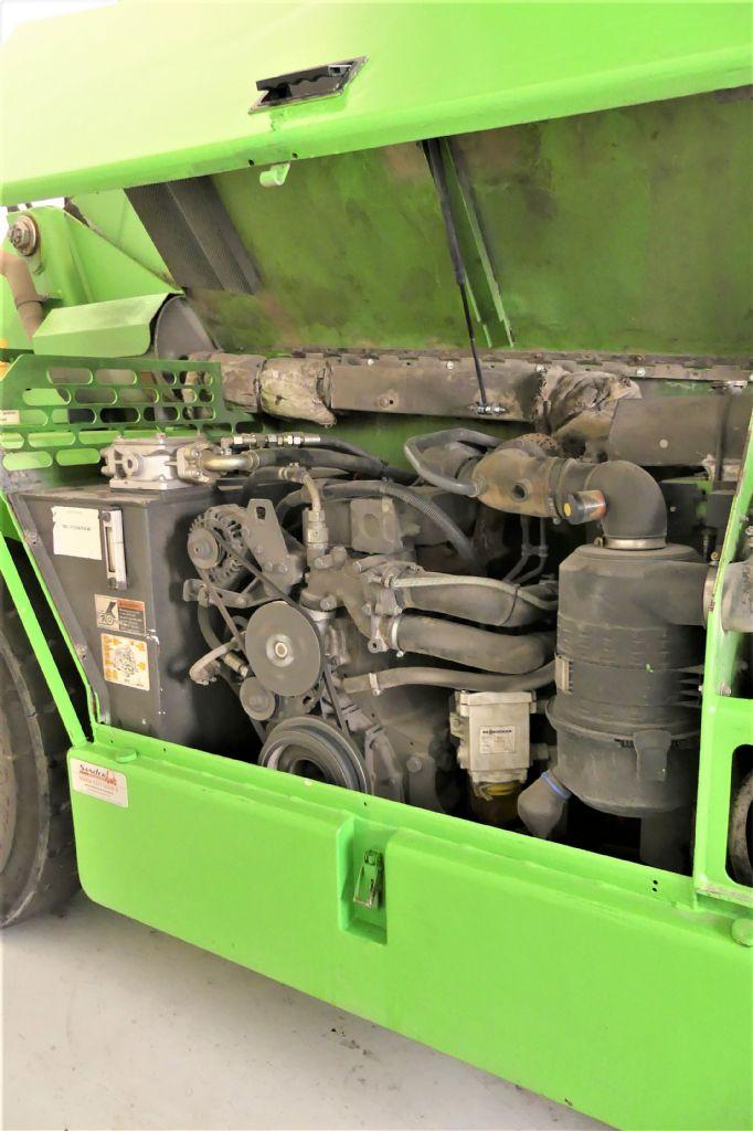 Sennebogen-305-Dieselstapler gebraucht-stapler.de