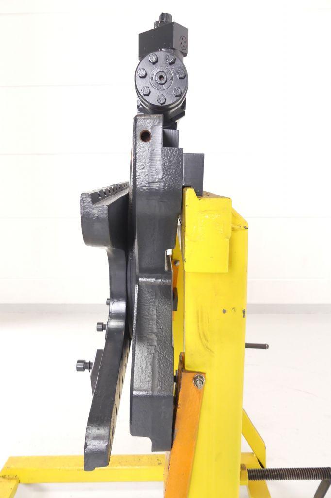 Durwen-DG 25-Drehgerät gebraucht-stapler.de