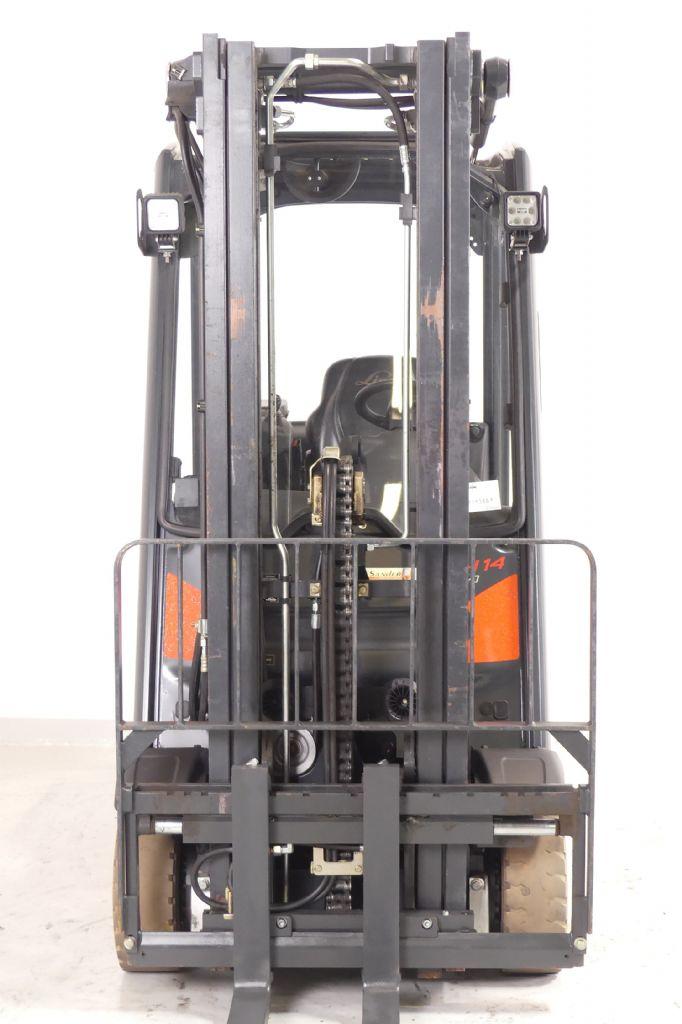 Linde-H 14 T 391-Treibgasstapler gebraucht-stapler.de