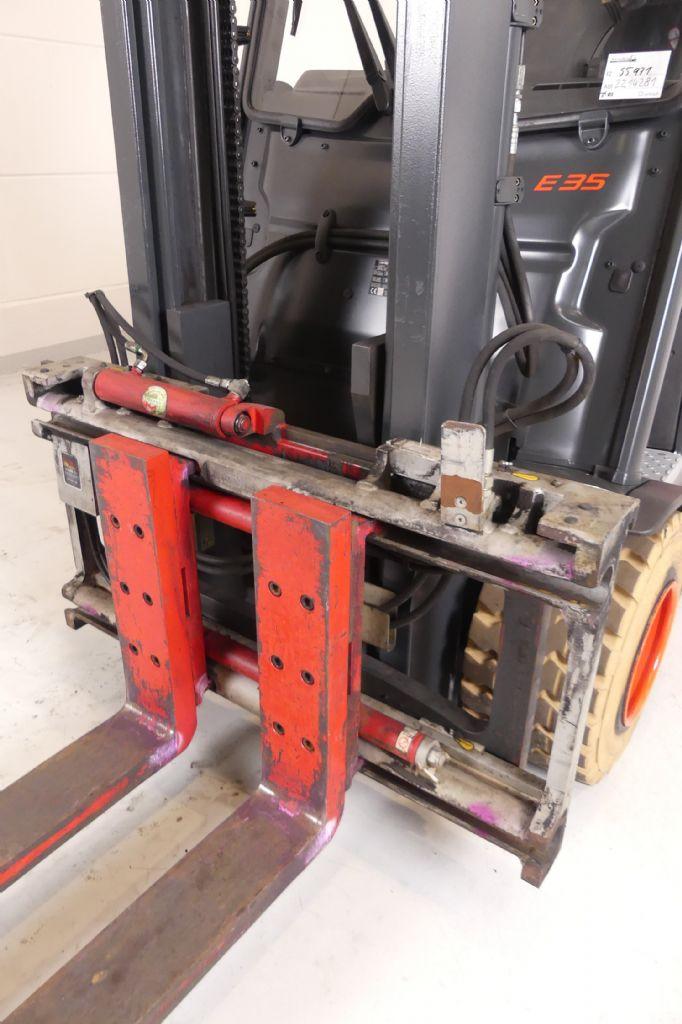 Linde-E 35 HL 387-Elektro 4 Rad-Stapler gebraucht-stapler.de