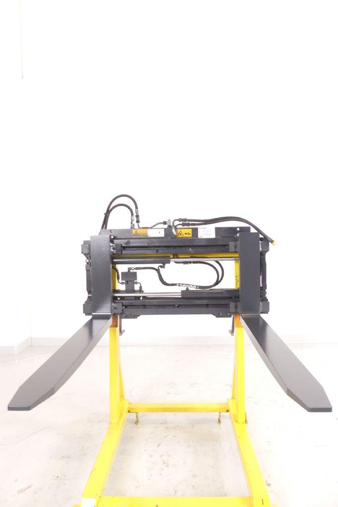 Kaup-2.5T 466 BZ-Zinkenverstellgerät gebraucht-stapler.de