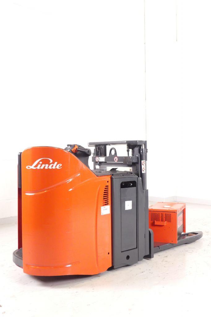 Linde-D 12 HP SP 133-Hochhubwagen gebraucht-stapler.de