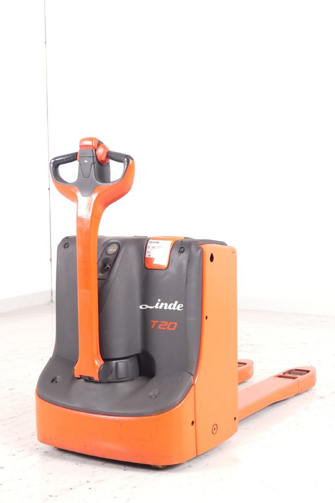 Linde-T 20 1152-Niederhubwagen www.gebraucht-stapler.de