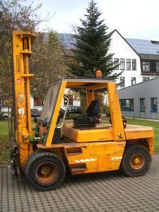 Cesab Sid P 700 Dieselstapler www.schischke-conrads.de