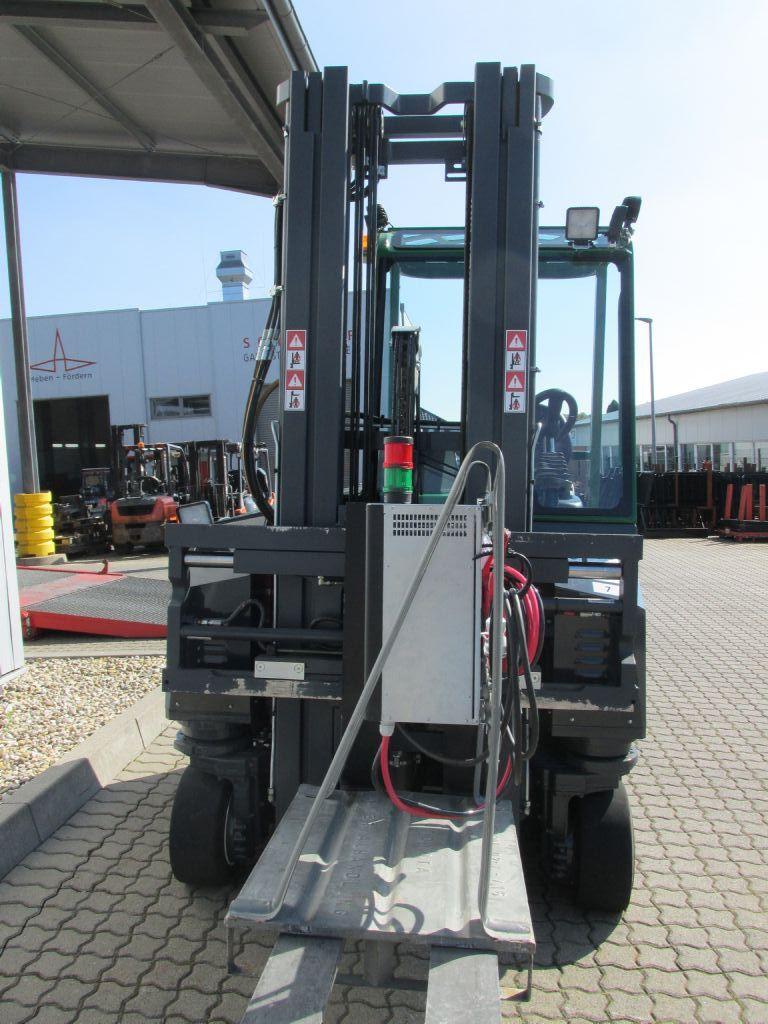 Combilift CBE3000 Vierwege - Frontstapler  schlueter-gabelstapler.de
