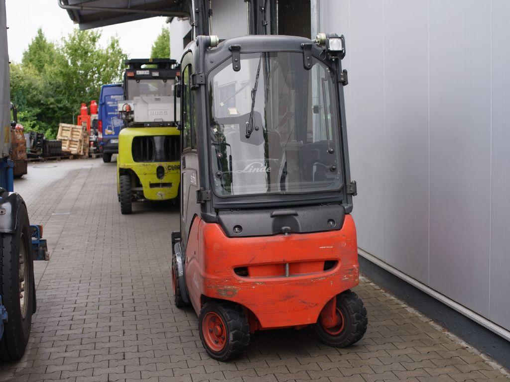 Linde-E 18PH -01-Elektro 4 Rad-Stapler-www.gabelstapler-schmidt.de