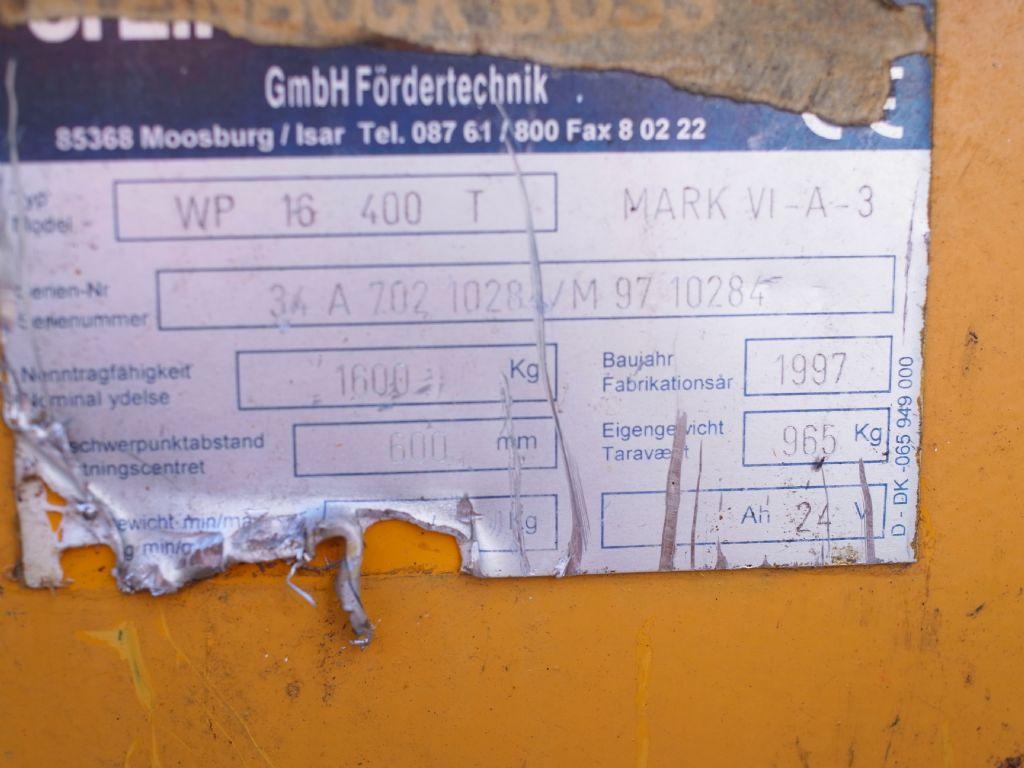 Steinbock Boss-WP16 400T-Deichselstapler-www.gabelstapler-schmidt.de