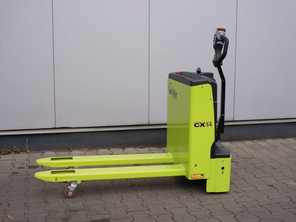 Pramac-CX 14 EVO Li Ionen-Niederhubwagen-www.gabelstapler-schmidt.de