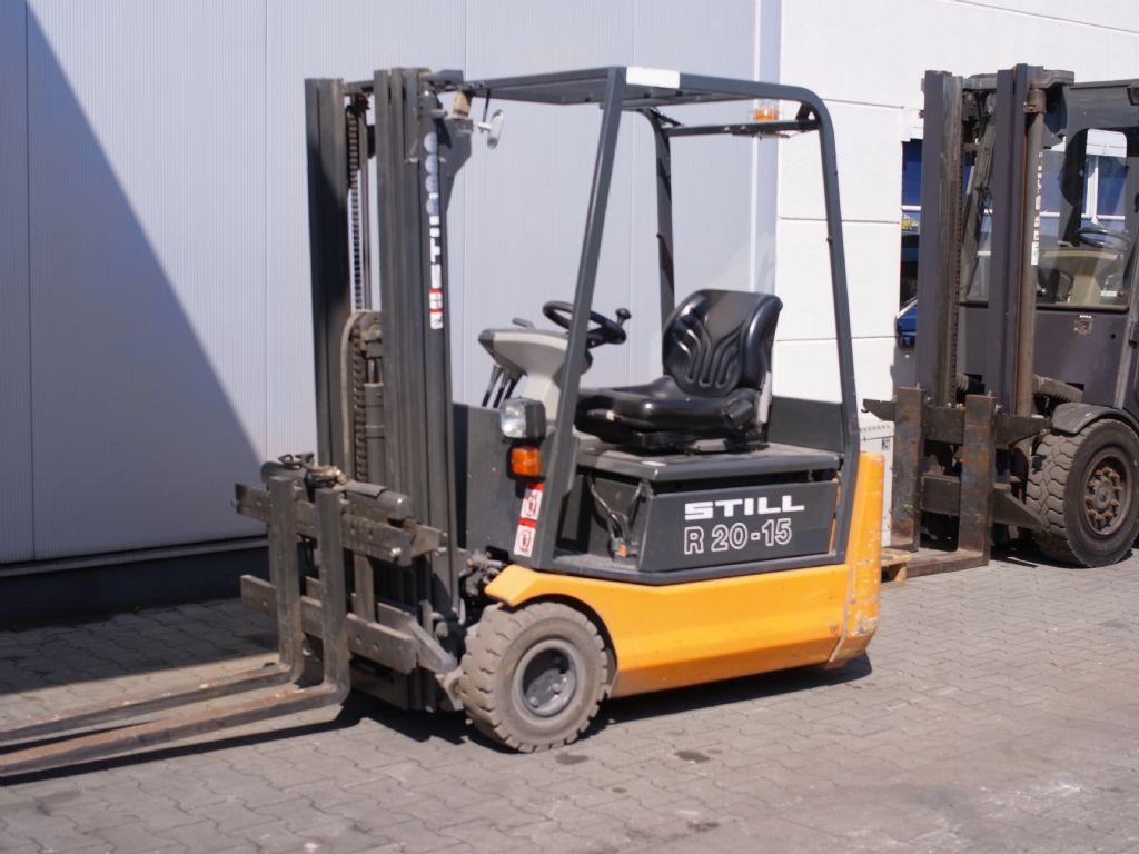 Geliebte Matthias Schmidt – Forklift Service | Used Forklifts | | &LN_46