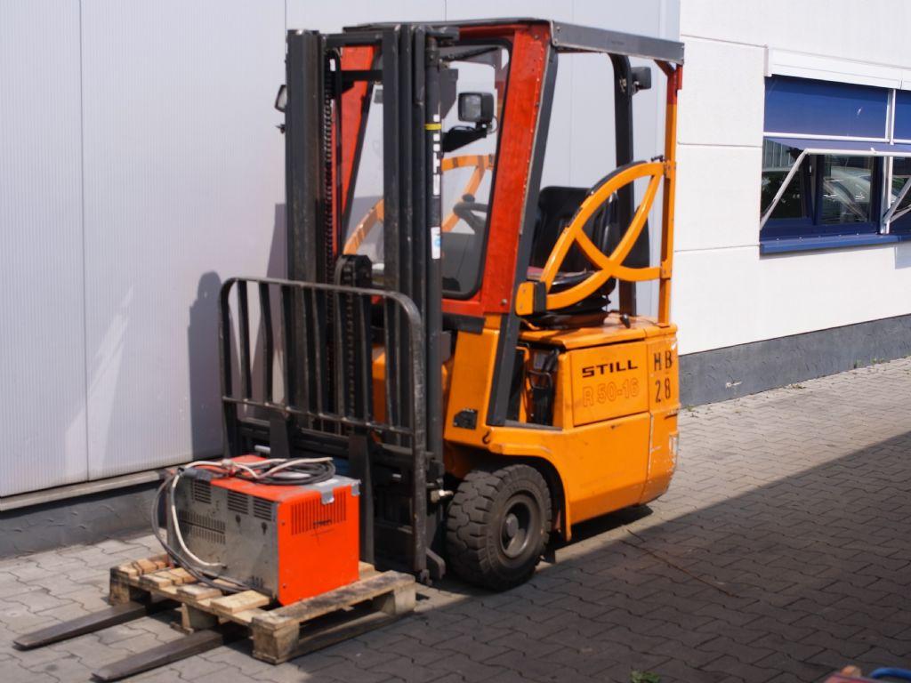 Still-R 50-16-Elektro 3 Rad-Stapler-www.gabelstapler-schmidt.de
