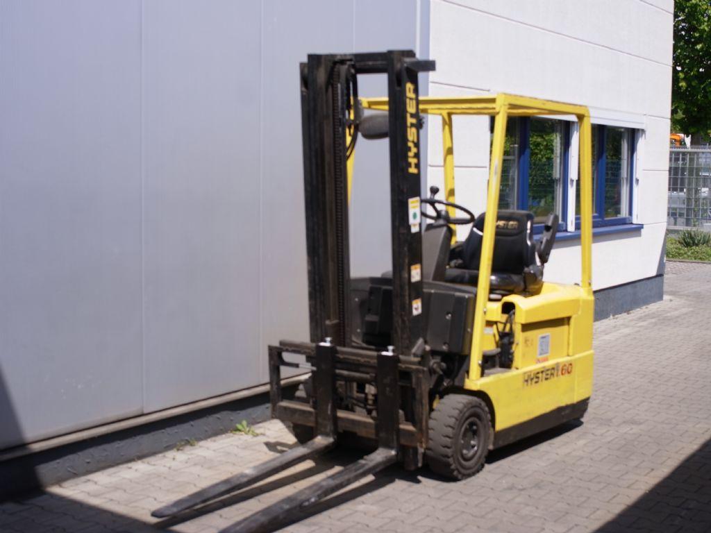 Hyster-J 1.60XMT-Elektro 3 Rad-Stapler-www.gabelstapler-schmidt.de