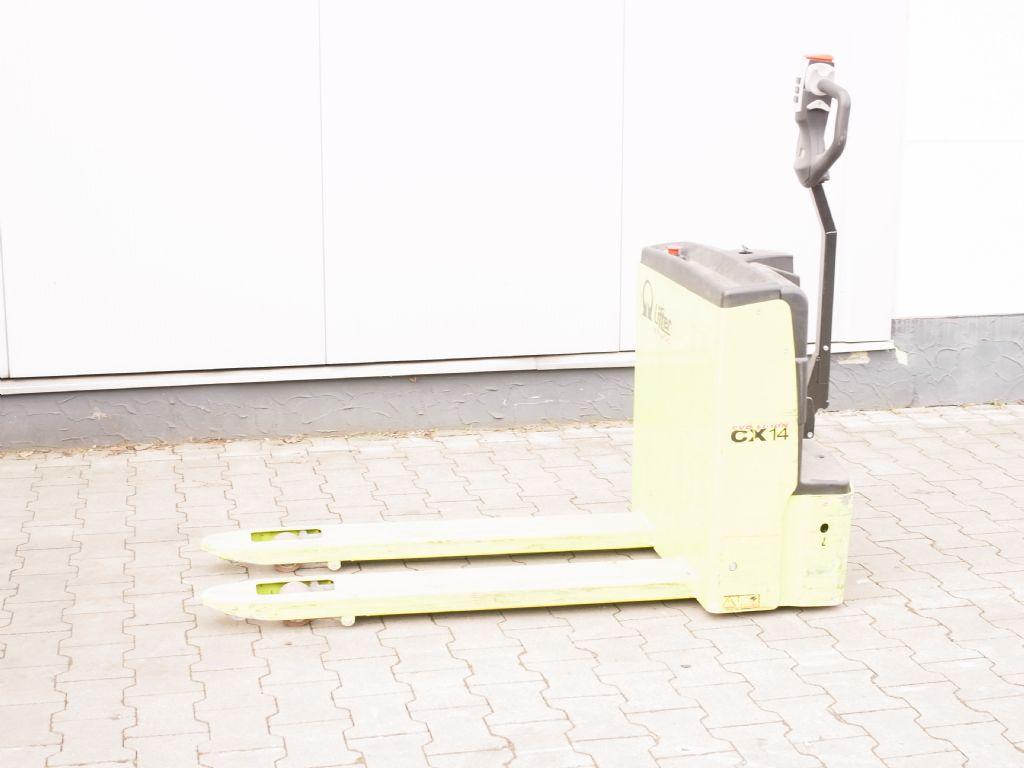 Pramac-CX 14 EVO Li Ion-Niederhubwagen-www.gabelstapler-schmidt.de