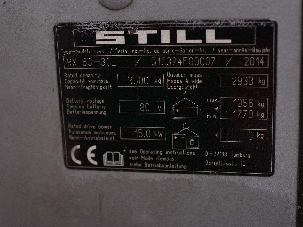 Still-Rx 60-30L-Elektro 4 Rad-Stapler-www.gabelstapler-schmidt.de