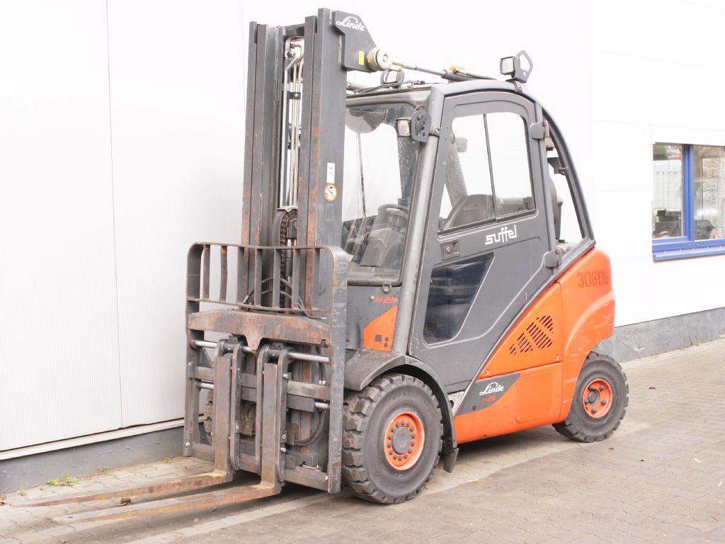 Linde-H25D/600 EVO 3B-Dieselstapler-www.gabelstapler-schmidt.de