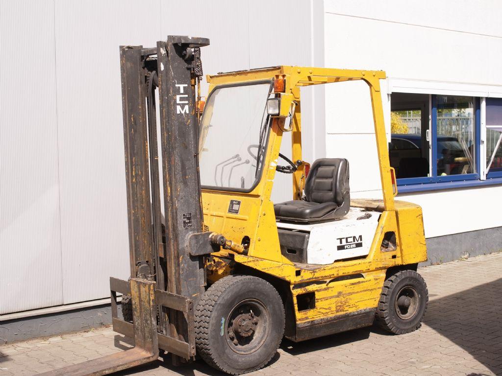 TCM-FD 25 Z2-Dieselstapler-www.gabelstapler-schmidt.de