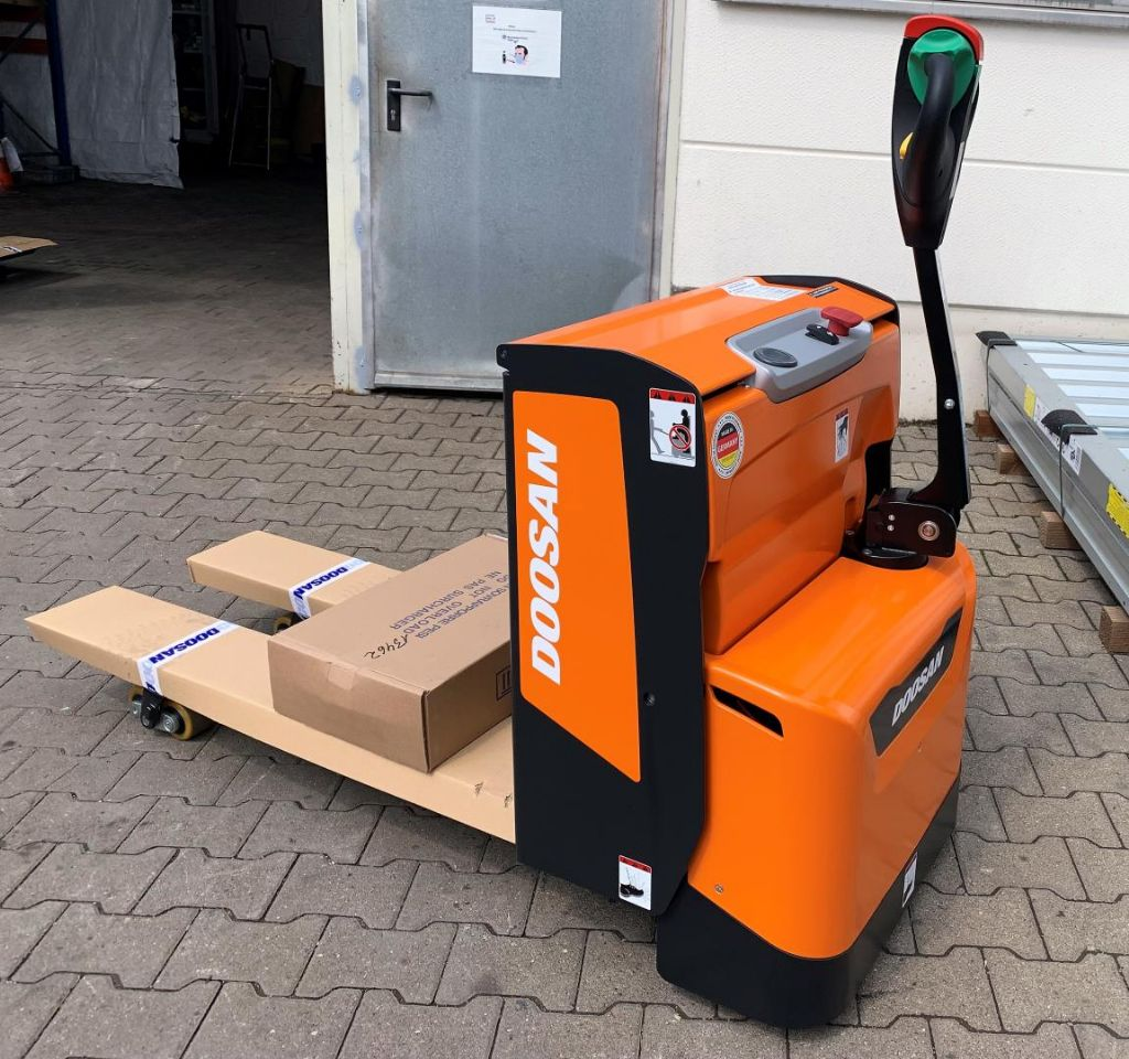 Doosan BPL20S-7 Niederhubwagen www.schmidt-falbe.de