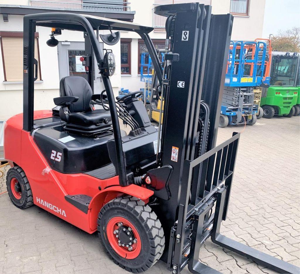 Hangcha CPCD25-XW56F Dieselstapler www.schmidt-falbe.de