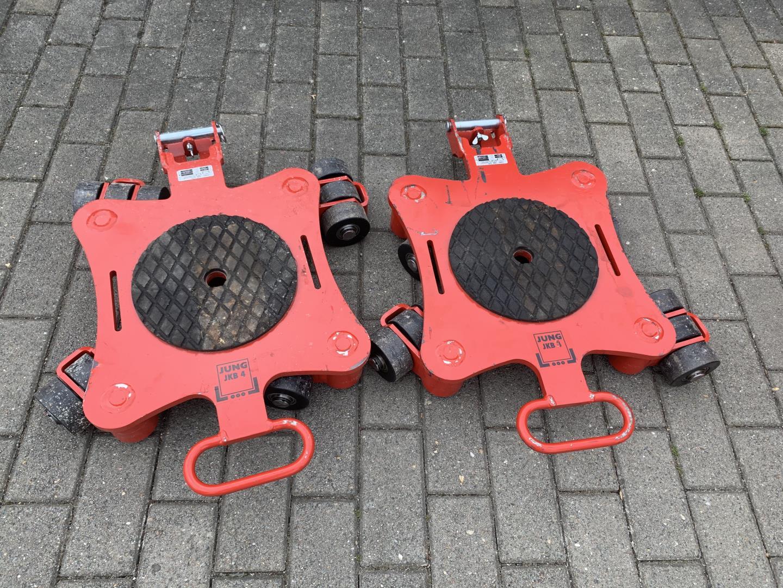 *Sonstige-Schwerlastrollenset 4x4 t-Sonstige-www.schuetze-gabelstapler.de