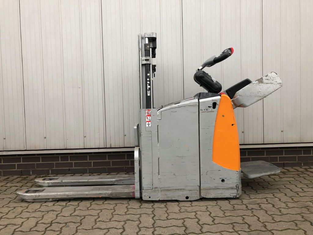 Still EXD-SF20 Hochhubwagen www.schumacher-gabelstapler.de