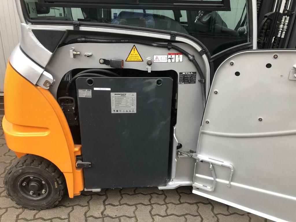 Still RX60-16 - NUR 3971 Bst! Elektro 4 Rad-Stapler www.schumacher-gabelstapler.de
