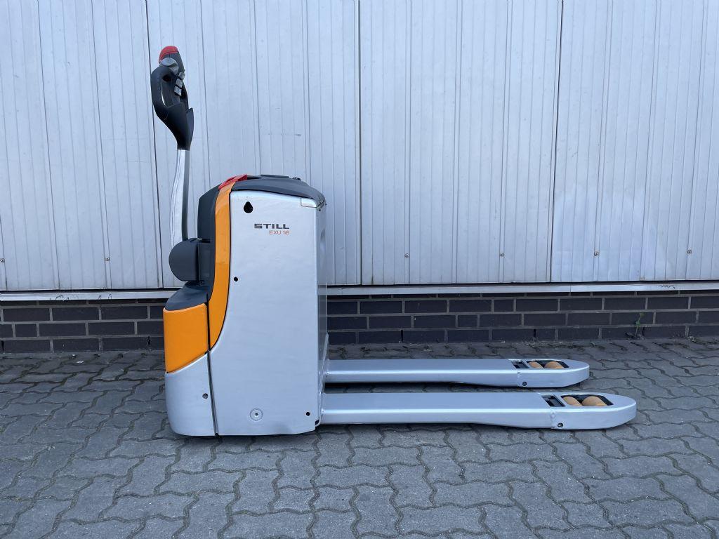 Still EXU16 Niederhubwagen www.schumacher-gabelstapler.de